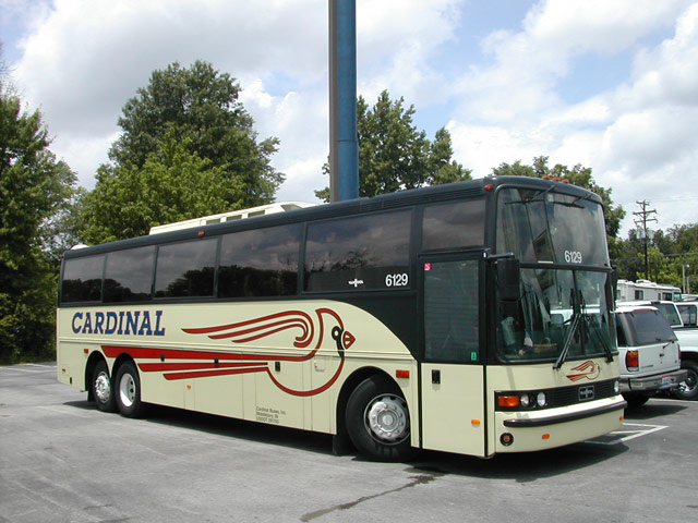 Cardinal Bus Tours Ontario
